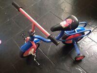 Spiderm bike excellent condition