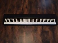 Casio CDP-120 Digital Piano (w/ sustain pedal & stand)