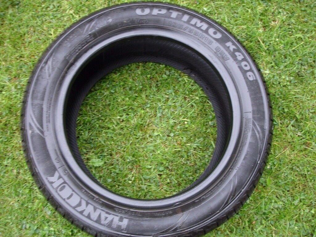 Hankook tyre, size 195 55 15