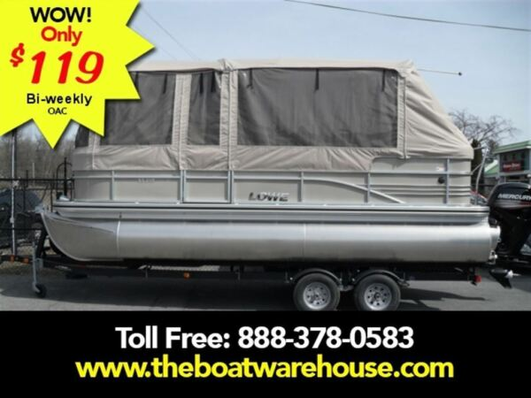 Used 2015 Lowe Boats SS210