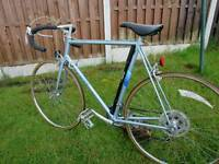 Retro 1985 raleigh sprint 10 speed road/racing bike Immaculate condition very rare.