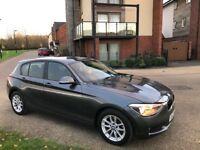 BMW 1 Series 2.0 116d SE 5dr 6 Speed £30 year Road Tax