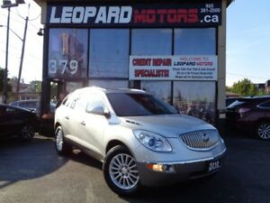 2010 Buick Enclave CXL,7 Passengers,Sunroof,Camera*No Accident*