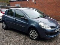 06 REG RENAULT CLIO 1.2 5 DOOR - 12 MONTHS MOT - PX WELCOME
