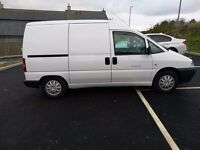Mobile Valeting Van For Sale