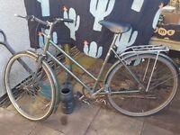 Vintage bike Hercules