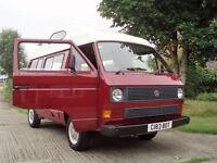 T25 professional built camper transporter Hi Top good spec Van Pls call