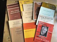 Bela Bartok - 20th Century Piano Scores (16 publications)