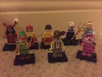 Lego mini figure bundle