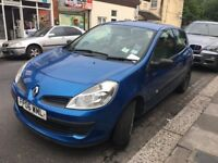 Renault Clio - 06 Plate