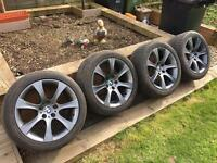 BMW ALLOYS WHEELS 18
