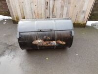 Stainless Steel drum bbq for sale