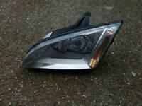 Genuine ford focus passenger headlight