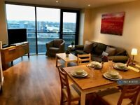 2 bedroom flat in Lancefield Quay, Glasgow, G3 (2 bed) (#147721)
