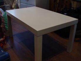 IKEA COFFEE TABLE WHITE