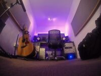 Production/Writing Room Music Studio - weekly slots available 30% OFF DEAL in December