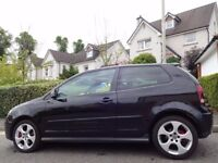 (2007) VW POLO GTi 1.8T 3dr 1 LADY OWNER, GENUINE 55K MILES, FVWSH+RECEIPTS, IMMACULATE+ORIGINAL CAR