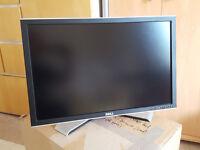 """Monitor 24"""" 2408WFP Dell semi Professional"""