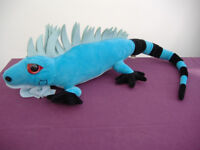 Iguana Soft Toy Animal