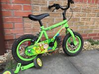 12 inch wheel child kids bike
