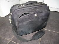 Black Dell Laptop Bag - Very Good Condition.