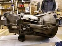 Mk7 transit 6 speed gearbox