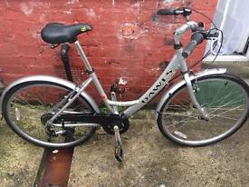 Dawes red feather town bike for sale.
