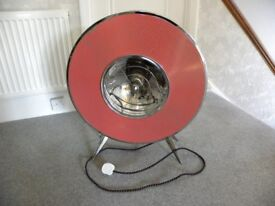 VINTAGE SOFONO ELECTRIC HEATER FROM THE 1950's