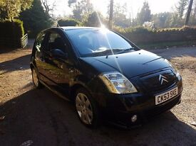 FANTASTICALLY CLEAN LITTLE 2003 CITROEN C2 AUTOMATIC ONLY DONE *65000 MILES* MOT UNTIL JULY