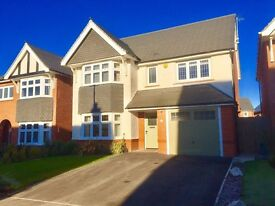 New Build 4 Bed Detached to let