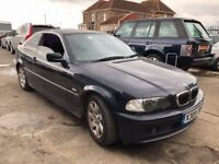 BMW 3 Series 2.2 320Ci SE 2dr£1,495 p/x welcome NEW MOT