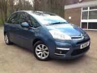 Citroen C4 Picasso VTR PLUS HDI 5STR (blue) 2011