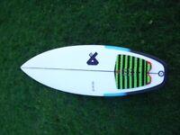 Fourth Stoker 2, 6'2 Surfboard