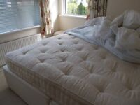 Marks & Spencer Double Size Mattress Firm + Base if required