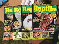 Reptile Magazines