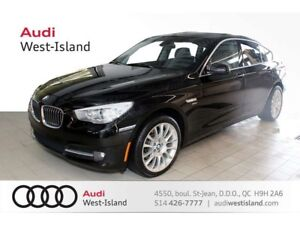 2011 BMW 5-Series Gran Turismo 535i xDrive * BMW CERTIFIED WARRA