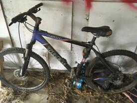 Trek mounts bike!! Shimano brakes needs a service looking around £100