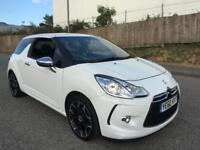 CITREON DS3 SPORTS 1.6hdi £20 TAX PX SWAPS OFFERS