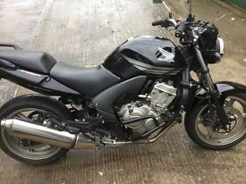 Honda CBF600N8 2008 Black excellent condition