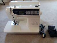 Brother Super Ace II model 955 Sewing Machine