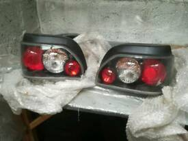 Mk1 Renault Clio tail lights