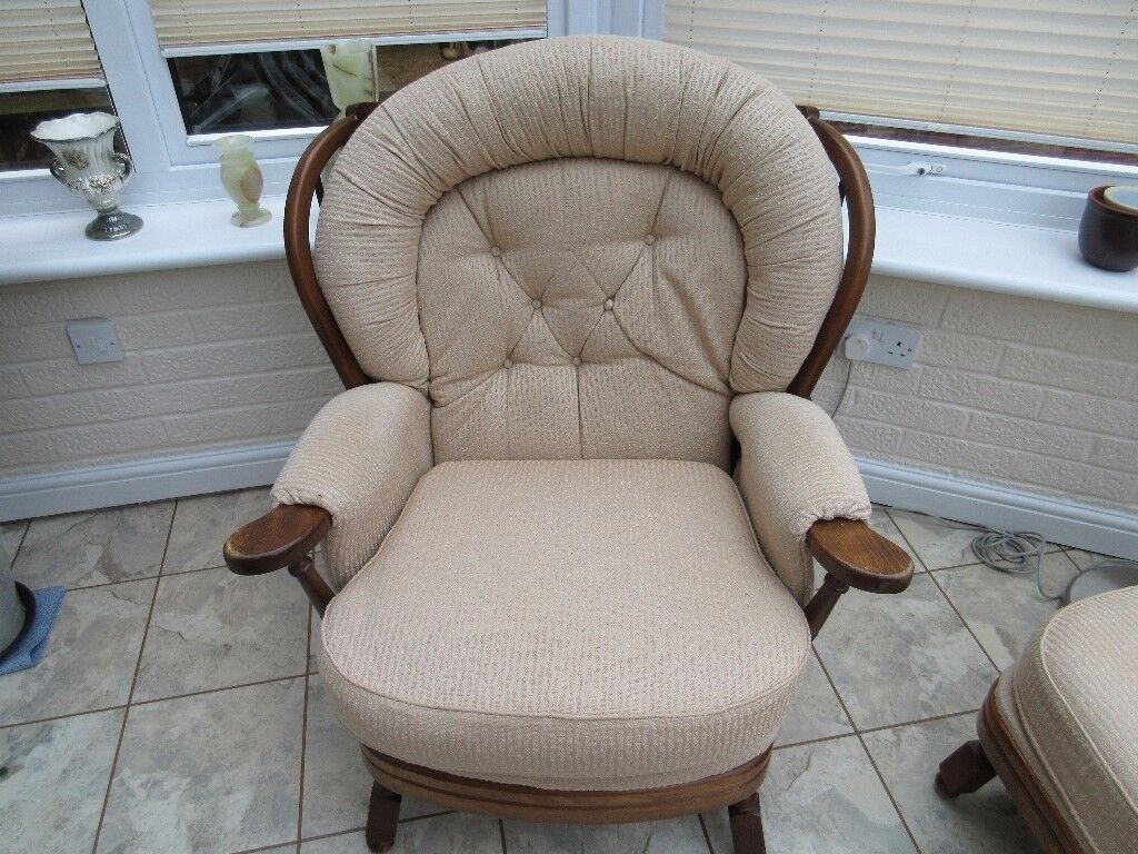 joynson and holland three piece suite two chairs and a two seater
