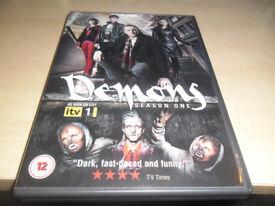 DEMONS SEASON 1 AS SEEN ON ITV1 REGION 2 DVD