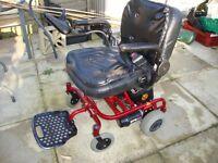 a shop rider power chair