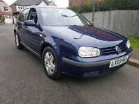 Auto VW Golf Match 5 Door Hatchback - 1 Yr MOT - Drives Lovely - 2 Owners