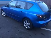2006 MAZDA 3 1.6L TS -5 DOOR HATCHBACK MANUAL PETROL FULL SERVICE HISTORY FEBRUARY 2018 MOT