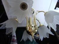 Light fitting, Ceiling light fitting, good condition