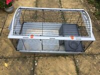 Indoor cage for guinea pigs/rabbit