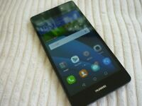 Huawei P8 Lite - Black - Unlocked - Boxed