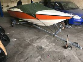 Driver 440 14 foot speedboat. Not bayliner, searay, glastron, powercraft